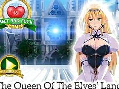 The Elves Queen