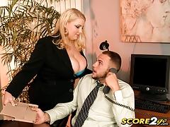 Scarletts Job Interview